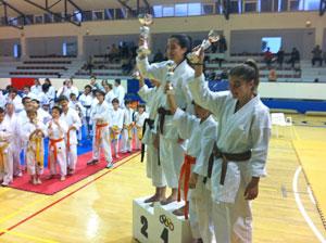 Final insular 2013 Karate